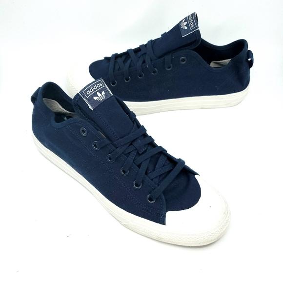 Adidas nizza rf shoes blue white
